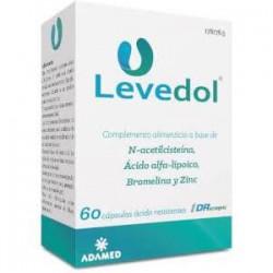 Levedol 60 comprimidos - Alivio del Dolor Menstrual