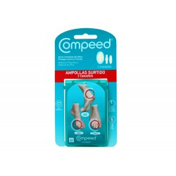 Compeed Ampollas Pack Mixto 5 Apositos