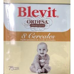 Blevit plus 8 Cereales 600gr  Vintage 75 Aniversario