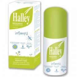 Halley Loción Infantil Repelente de Insectos 100ml