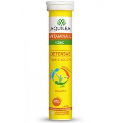 Aquilea Vitamina C+Zinc 14 Comprimidos