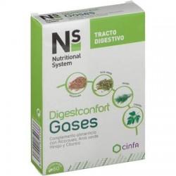 NS Digestconfort Gases 60 uds