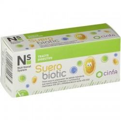 Ns Suero Biotic Cinfa 6 sobres