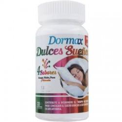 Dormax dulces sueños 120 comprimidos masticalbles