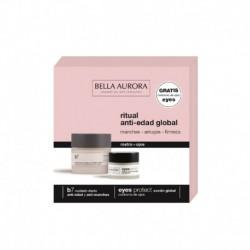 Bella Aurora Cofre Anti-edad y Antimanchas B7 Crema 50ml+ Contorno Ojos 15 ml