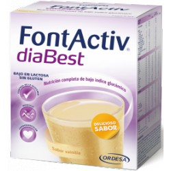 FontActiv Diabest 7 Sobres 52g