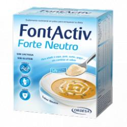 Font Activ Forte Neutro Al Plato 10 Sobres 30g