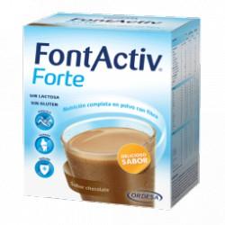 Font Activ Forte Chocolate 14 Sobres 30g