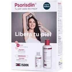 Isdin Psorisdin champú 400ml + Gel 50ml + Loción 50ml