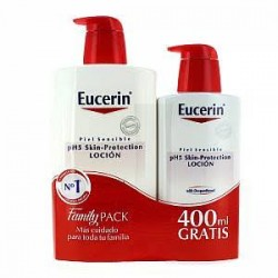 Eucerin Ph5 Skin-Protection Loción 1000 ml + 400 ml