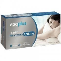 Epaplus Sueño Melatonina Forte 1,98 Mg 60 Caps