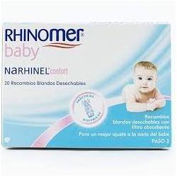 NARHINEL Confort recambios 10uds