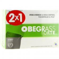 Pack Duplo Obegrass Forte 30+30 sobres