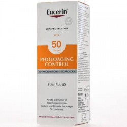 Eucerin Sun Fluid Anti Age  50 ml Spf50
