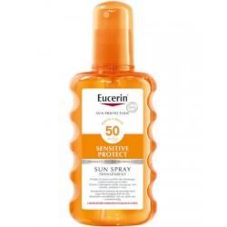Eucerin Sun Protection 50+ Spray Transparente 200ml