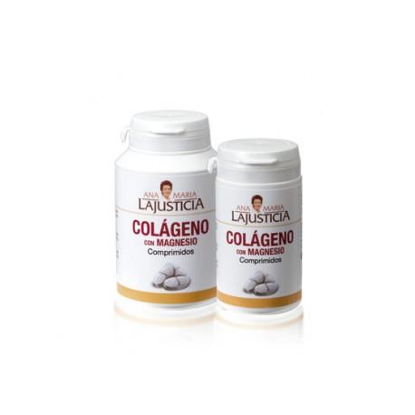 ANA MARIA LAJUSTICIA Colágeno con Magnesio (180 Comprimidos)