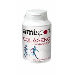 AMLSPORT Colágeno con Magnesio (270 Comprimidos)