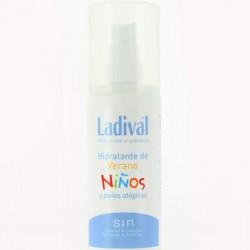 Spray Fluido Hidratante de Verano Niños Ladival 150ml