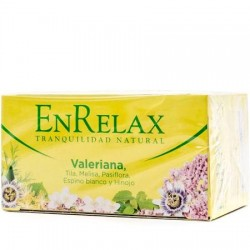 Enrelax infusion 20 bolsitas