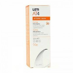 Leti at4  facial spf20 50ml