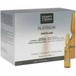 Martiderm Photo-Age Platinum 30 Ampollas
