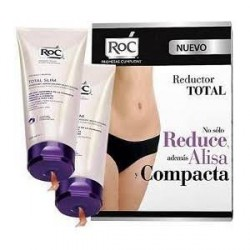 Roc Reductor Reafirmante Intensivo Total Duplo 2x200ml