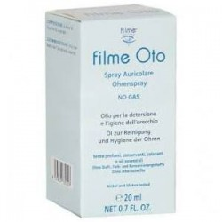 Filme Oto spray auricular 20ml
