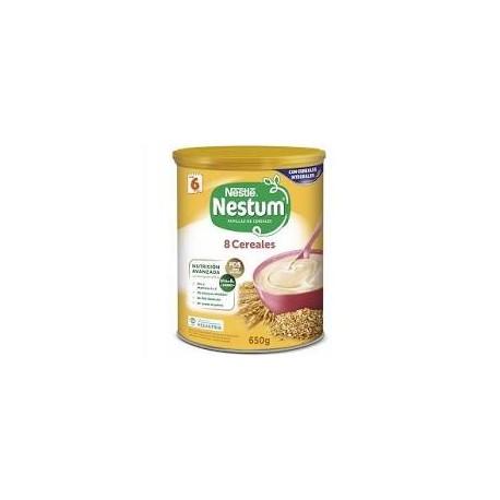 Papilla nestum expert 8 cereales nestlé 600 gr 6m+
