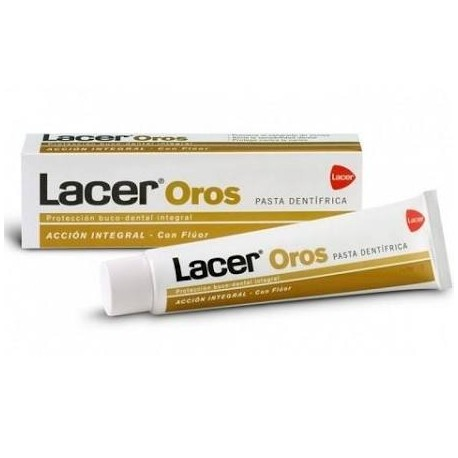 Lacer oros pasta dentífrica 75ml