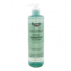 Eucerin dermopure oil control Gel Limpiador Facial 400ml