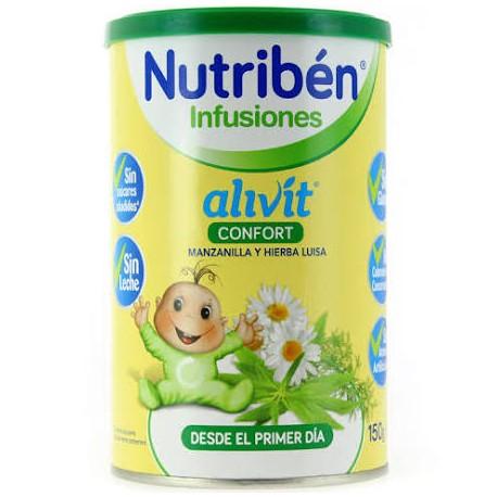Nutribén Alivit Confort Infusión Infantil 150g