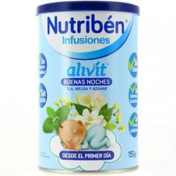 Nutribén Alivit Buenas Noches Infusión Infantil 150g