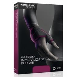 Farmalastic Muñequera Advance Inmovilizadora pulgar T- 2