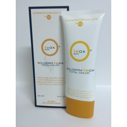 SOLDERM IOOX TOTAL COLOR SPF40 100 ML.