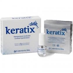 Keratix Solución 25% Salicilico 3g + Parches ADH 36 Parches + Pincel