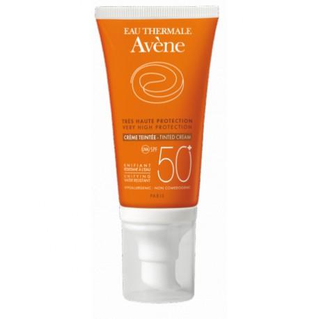 Avène Solar crema coloreada SPF50+ 50ml
