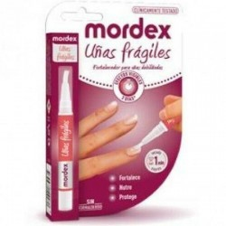 Mordex Uñas Fragiles Stick en Pincel
