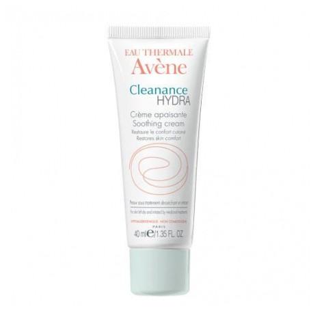Avène Cleanance HYDRA Crema Hidratante Calmante 40 ml