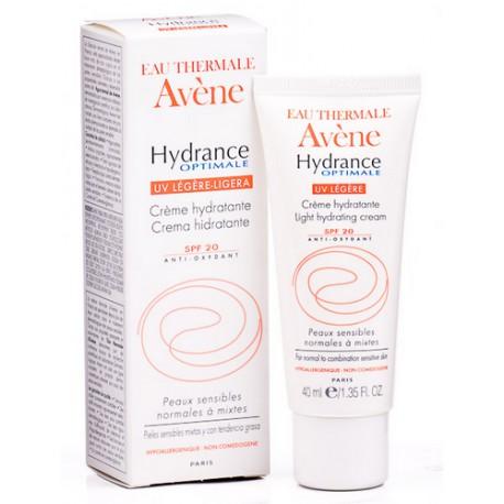 Avène Hydrance Optimale Ligera SPF 30 40 ml Piel Normal y Mixta