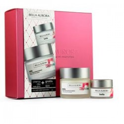 Bella Aurora Pack Crema Dia Mixta-Grasa 50ml + Contorno de Ojos 15ml
