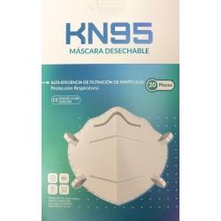 MASCARILLA SERV KN95 FFP2  1 UDS
