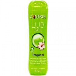 Control Lubricante Gel Tropical 75ml