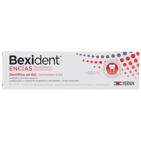 Bexident Encías Clorhexidina Gel Dentífrico 75ml