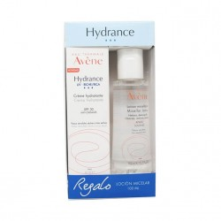Avene Hydrance Uv-rica Crema Hidratante Spf30 40ml + Regalo Avene Loción Micelar 100ml