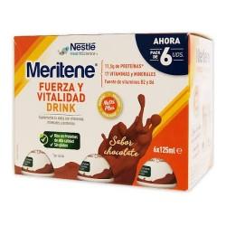 Meritene Drink Chocolate 6x125ml