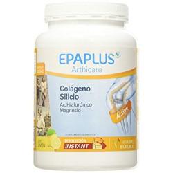 Epaplus Arthicare Colágeno + Silicio + Hialuronico + Magnesio Polvo Sabor Limón 325g