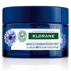 Klorane Baño de Hidratación Noche al Agua de Aciano 50 ml