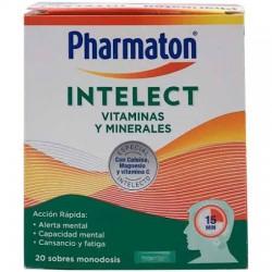 Pharmaton Intelect 20 Sobres Monodosis