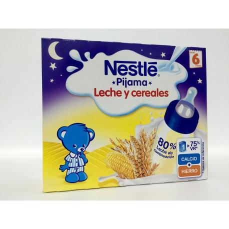 Nestle Leche y Cereales Pijama (Brik 250 Ml 2U)