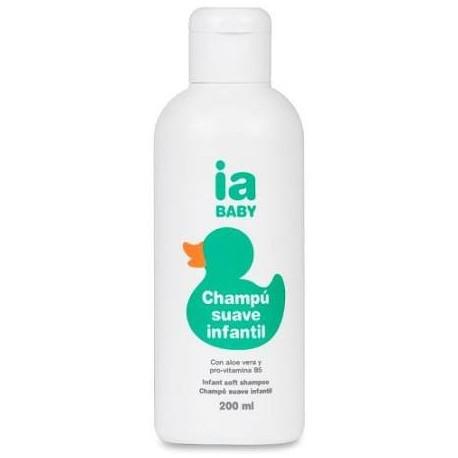 Interapothek Champú Suave Infantil 200 ml